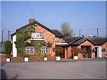 SJ6268 : The Plough Inn on Beauty Bank near Whitegate by Raymond Knapman