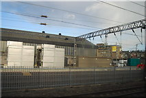 TQ2282 : Railway shed, Willesden Junction by N Chadwick