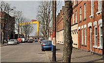 J3574 : Templemore Avenue, Belfast (2012) by Albert Bridge
