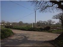 ST0705 : Junction near Dulford by Derek Harper