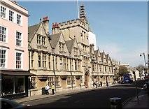 SP5106 : Brasenose College, High Street, Oxford by Robin Sones