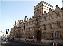 SP5106 : University College, High Street, Oxford by Robin Sones
