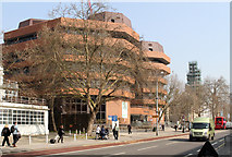 TQ1780 : Perceval House by Martin Addison
