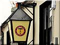 J2458 : Lantern, Hillsborough by Albert Bridge