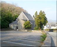SH5638 : Catholic Church of the Most Holy Redeemer, Porthmadog by Jaggery