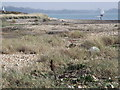 SU7600 : Shingle Beach, Pilsey by Colin Smith