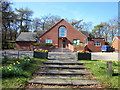 SO9975 : Lickey Parish Hall, The Trinity Centre 1st April 2012 by Roy Hughes