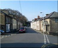 SH5638 : Terrace Road, Porthmadog by Jaggery