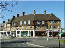 TQ2567 : Corner shops, St Helier by Robin Webster