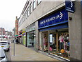 SK5739 : Nottingham, Cancer Research UK, Friar Lane by Roy Hughes