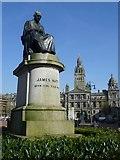 NS5965 : James Watt statue, George Square by kim traynor