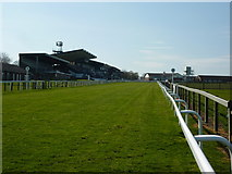 TA0139 : Quiet day at Beverley Race Course by Peter Barr