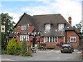 SP3895 : Higham on the Hill Fox Inn by the bitterman
