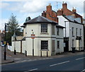 SO8319 : Grade II listed former tollhouse, Kingsholm Road, Gloucester by Jaggery