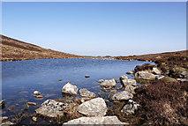 NR9545 : Loch na Davie by Trevor Littlewood