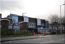 SJ8596 : Manchester Royal Infirmary by N Chadwick