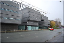 SJ8496 : University of Manchester - Alan Turing Building by N Chadwick