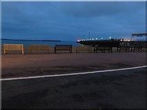 TR3140 : Dover Harbour by Helmut Zozmann