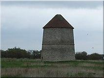 SK7645 : Dovecote, Sibthorpe by JThomas
