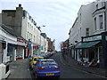 TR2235 : Cheriton Place, Folkestone by Malc McDonald