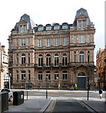 SJ3490 : Former Conservative Club, Dale Street, Liverpool by Stephen Richards