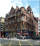 SJ3490 : Musker's Buildings, Dale Street, Liverpool by Stephen Richards