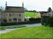SP1106 : Property in Arlington, Gloucestershire by Brian Robert Marshall
