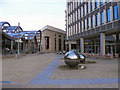 SK3587 : Millennium Square, Sheffield by David Dixon