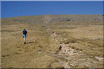 SH6358 : Path to Y Garn by Bill Boaden
