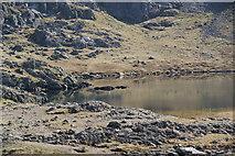 SH6358 : Llyn y Cŵn by Bill Boaden