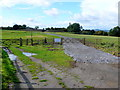 ST5431 : Blue Lias Quarry Westfield Farm by Nigel Mykura