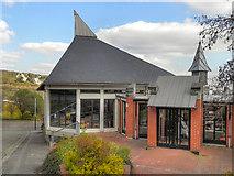 SK3488 : St Bartholomew's Church Centre by David Dixon