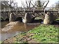 SU9443 : Eashing Bridge by Colin Smith