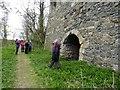 NO4010 : Craighall limekiln by James Allan