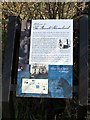 J1537 : Information board at Alice McClory's Cottage by Eric Jones