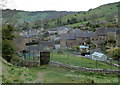 SK2956 : A view of Cromford by Andrew Hill