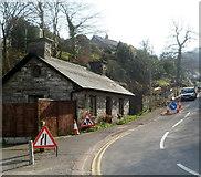 SH5638 : Y Gatws (The Gate Lodge), Porthmadog by Jaggery