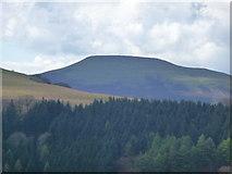 SO2718 : The Sugar Loaf / Mynydd Pen y fal from the Graig, Cwmyoy by Jeremy Bolwell