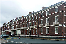 SJ3589 : 6-14 Abercromby Square, Liverpool by Stephen Richards