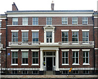 SJ3590 : 19 Abercromby Square, Liverpool by Stephen Richards