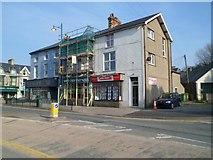 SH5638 : 130-134 High Street, Porthmadog by Jaggery