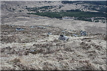 NN0541 : Slope south east of Beinn Bheag by Roddy Urquhart