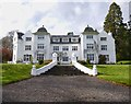 NH5544 : Achnagairn House by Craig Wallace