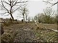 SY5598 : Green Lane by Hugh Craddock