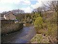 SD7933 : River Calder by David Dixon