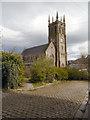 SD7934 : The Parish Church of St Leonard, Padiham by David Dixon