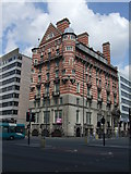 SJ3490 : Albion House Liverpool by Richard Hoare