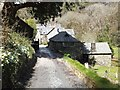 SX4168 : Cotehele Mill buildings by David Smith