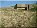 SY8379 : World War II pill box by Philip Halling