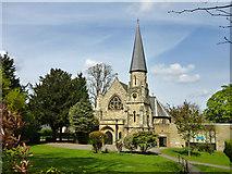 TQ2274 : St Margaret's, Putney by Robin Webster